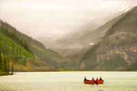 Red Canoes #301