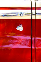 Red Cadillac Lock #017