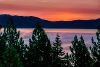 Tahoe Sunrise #3301.2